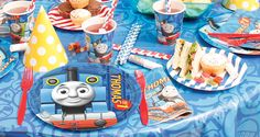 Thomas Party Games