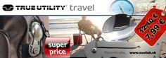 True Utility sporknife akcia True Utility, Flag, Travel, Viajes, Destinations, Science, Traveling, Trips, Flags