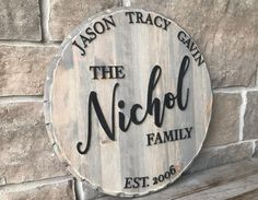 Instagram post by Ironwood North Design • Jan 2, 2019 at 12:29am UTC North Design, Family Signs, Grandparents, Grandkids, Wood Signs, Farmhouse, Instagram Posts, Furniture, Home Decor