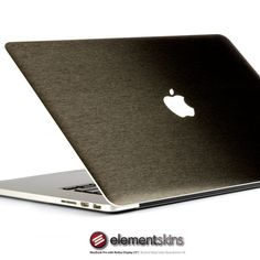 MacBook Pro Skin Kit  Brushed Metal Series Outer by ElementSkins