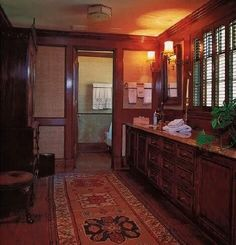Michael Jackson's bathroom at Neverland