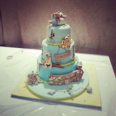 orsetti battesimali - Cake by Sabrina_Adamo