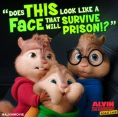 Alvin and the Chipmunks: The Road Chip (2015) Movie Still