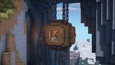 Chalet Minecraft, Château Minecraft, Construction Minecraft, Images Minecraft, Capas Minecraft, Minecraft Mansion, Minecraft Cottage, Easy Minecraft Houses, Minecraft House Tutorials