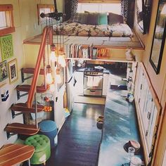 The bar and loft ❤️