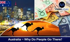 #Australia - Why Do #People Go There?   https://www.morevisas.com/australia-immigration/australia-why-do-people-go-there/