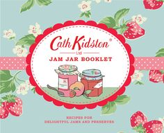 This handy booklet contains techniques and recipes from Cath Kitson to help you transform plain glass jars into pretty gifts.