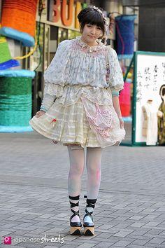 MARIN  Shibuya, Tokyo  AUTUMN 2012, GIRLS  Kjeld Duits  STUDENT, 18