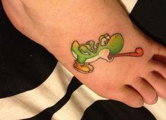 yoshi tattoo - Google Search