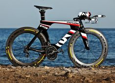 The New Cervélo P5 Time Trial & Triathlon Bike 이정도면 거의 우주선 TT차