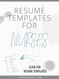 Are you a nursing student ready for your first nursing job, but not sure your resume will stand up against the competition? What if you have no experience in the nursing field besides nursing school? Nursing Resume Examples, Nursing Resume Template, Resume Tips, Resume Templates, Templates Free, Online Nursing Schools, Nursing School Tips, Nursing Jobs, Lpn Nursing
