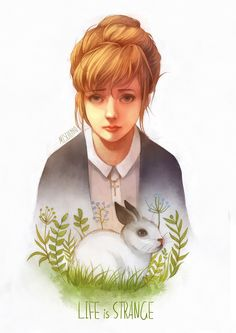 Kate Marsh (color version) by Moon-In-Milk on deviantArt