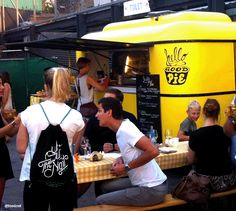 Review of the Bite Club street food festival in Berlin
