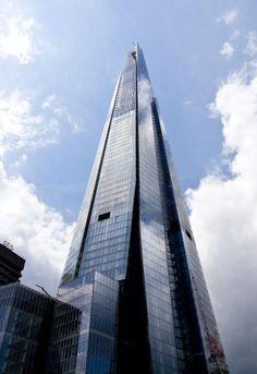 The Shard, London London Architecture, Amazing Architecture, Modern Architecture, London Today, London Life, Amazing Buildings, City Buildings, The Shard London, Tower Of Babel