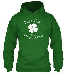 Kiss Me, I'm a Dispatcher