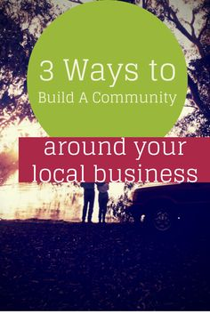 Some great tips for SMBs who want to better engage their local customers.  #localbusiness #branding #roadshows