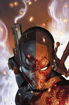 Deathstroke (2016) Vol 01 The Professional TP