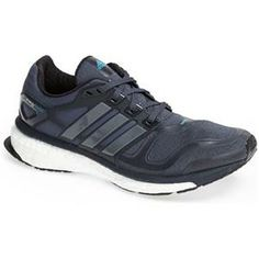 adidas 'Energy Boost 2' Running Shoe (Women) | Nordstrom(dark onyx/carbon/solarblue color)