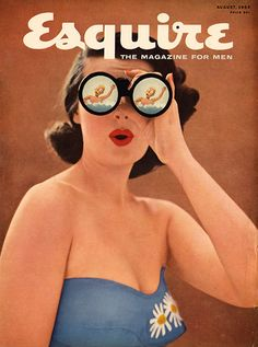 Esquire - bathing suit, swimming
