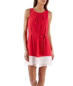 CAMAIEU – Women s fitted sleeveless dress