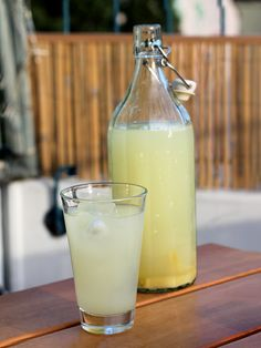 Ingwer-Zitronen-Limonade selber herstellen