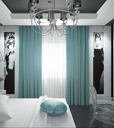 Tiffany room