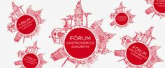 El Sommelier Errante: Fórum Gastronómico Coruña,Febrero 2014.Programa