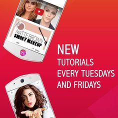 Download today and explore exclusive tutorials from your favorite makeup artists! 💋 #MakeupPlus #ladyloungedotnet