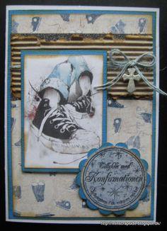 Om kreativiteter i papir og livet tæt på Birthday Cards For Women, Boy Cards, Big Shot, Masculine Cards, Scrapbooking, Boys, Crafting, Inspiration, Cards