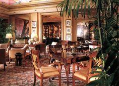 Baltimore Harbour Court Explorer's Lounge