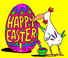 beautiful Happy Easter ecards for facebook