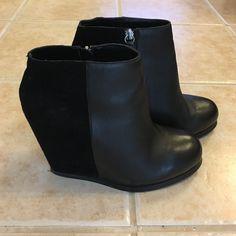 Dolce Vita Paloma Black Leather Boots