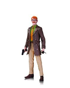 Designer Series: Greg Capullo: Commissioner Gordon Figure by DC Collectibles