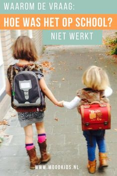 Eindelijk antwoord op: Hoe was het op school? Kids And Parenting, Parenting Hacks, Diy For Kids, Cool Kids, Coaching, Frederique, Conscious Parenting, Brain Gym, Julie