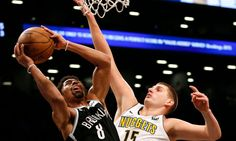 Nikola Jokic drops career-high 41 points on Nets = Denver Nuggets center Nikola Jokic posted a career-high 41 points against the Brooklyn Nets on Tuesday night, fouling out before the Nuggets.....