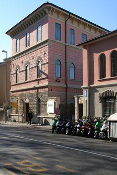 Centro Servizi Formativi Enaip Friuli Venezia Giulia di Trieste, in Via dell'Istria