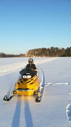 #snowmobiling