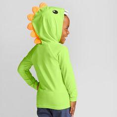 Toddler Boys' Dinosaur Rash Guard - Cat & Jack Green 5T