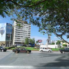 #toytrips in my black coupe in Guadalajara,  MEXICO!  @yooamigo