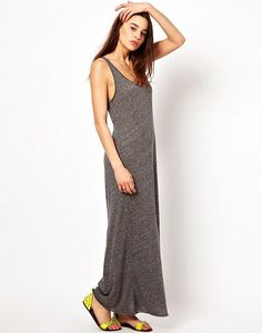 Asos Jersey Maxi Dress by American Vintage