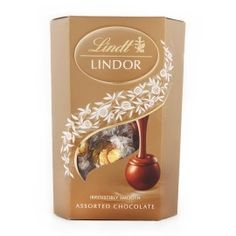 Lindt Lindor Assorted Chocolate 200g | Woolworths.co.za