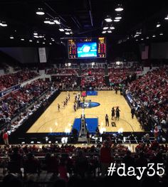 Stanford basketball crushed it today! Moving on to the elite 8! #day35 #100happydays #fruitofthespirit