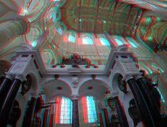 https://flic.kr/p/GCcyBJ   Praalgraf van Willem van Oranje in Nieuwe Kerk Delft 3D GoPro   anaglyph stereo red/cyan