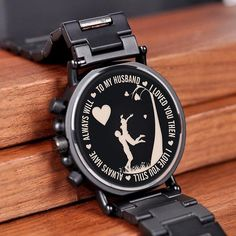 Engraving Quartz Wristwatches Great Gifts For Husband – Family Love Gifts Gifts For Fiance, Best Dad Gifts, Gifts For Your Boyfriend, Gifts For Father, Love Gifts, Diy Gifts, Online Birthday Gifts, Birthday Gifts For Women, Online Gifts