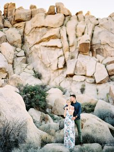 Fine Art Film Photographer: Britt + Brian at Joshua Tree National Park Engagement Photo Outfits, Engagement Photo Inspiration, Engagement Couple, Engagement Pictures, Engagement Shoots, Wedding Pictures, Couple Photography, Engagement Photography, Wedding Photography