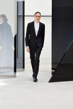 Balenciaga Spring 2014 Menswear Fashion Show