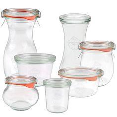 WECK Original Einmachgläser »glas-shop.com/günstige Weckgläser