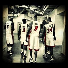 Miami Heat    http://pinterest.com/treypeezy  http://twitter.com/TreyPeezy  http://instagram.com/OceanviewBLVD  http://OceanviewBLVD.com