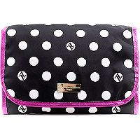 Adrienne Vittadini - Online Only Hanging Vanity Case - Polka Dots in  #ultabeauty