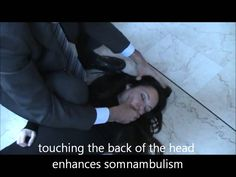 Mesmerism in the lift! - Amazing Instant Hypnosis - dr. Paret